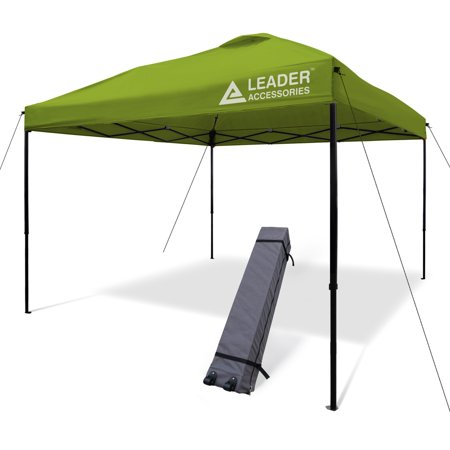 Leader Accessories 10ft x10ft Instant Gazebo Canopy Straight Wall