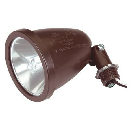 Sigma Electric 14335BR Quartz Halogen Lamp Head, Bronze