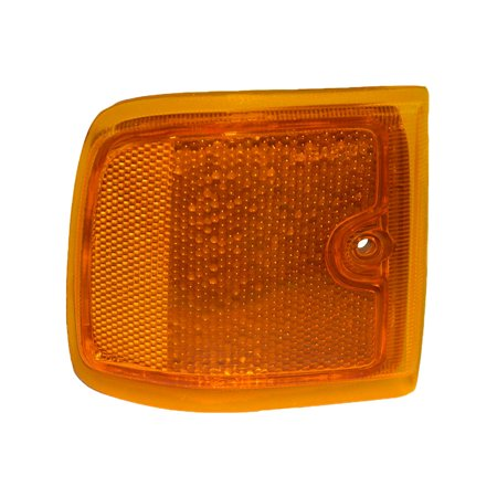 NEW PASSENGER SIDE MARKER LIGHT FITS CHEVROLET EXPRESS 2500 1996-1999 5977400 GM2551151