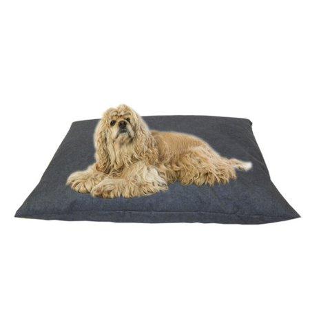 Carolina Pet Company Indoor Outdoor Shegang Dog Bed In Solid Blue