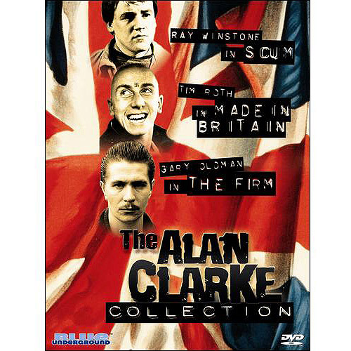 The Alan Clarke Collection (Full Frame)