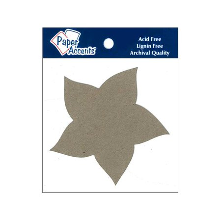 Chip Shape 8pc Pinwheel - Paper Pinwheel