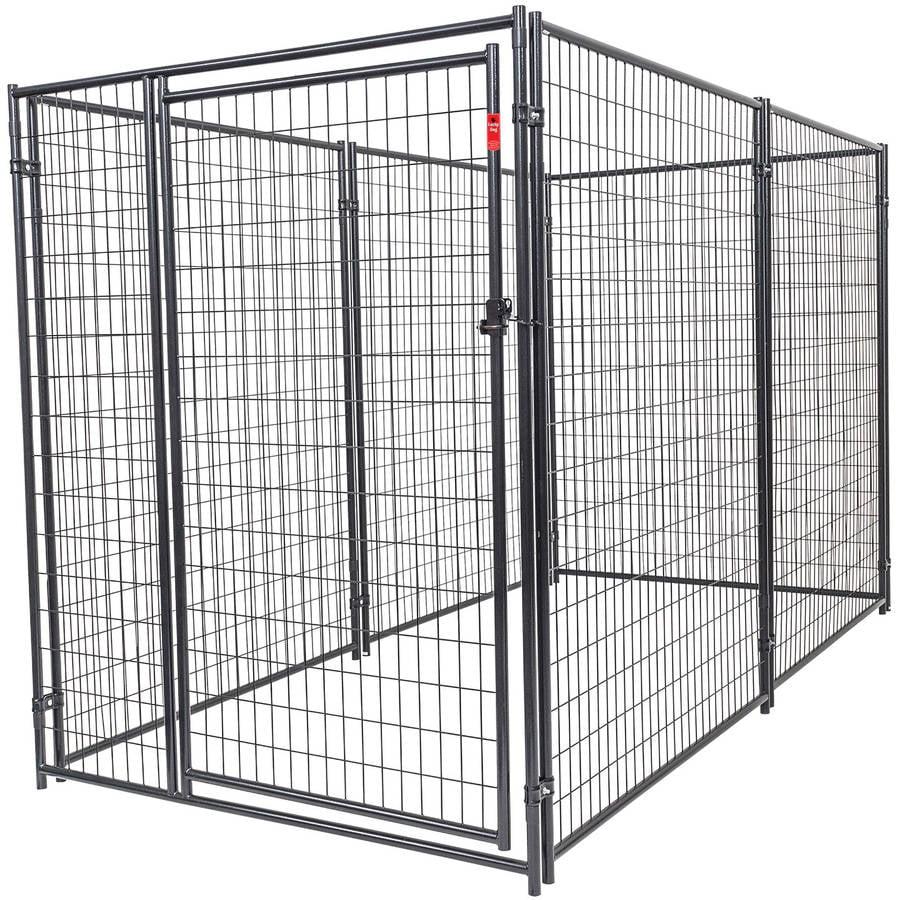 lucky dog welded wire uptown dog kennel 6 x 4 x4 walmart com