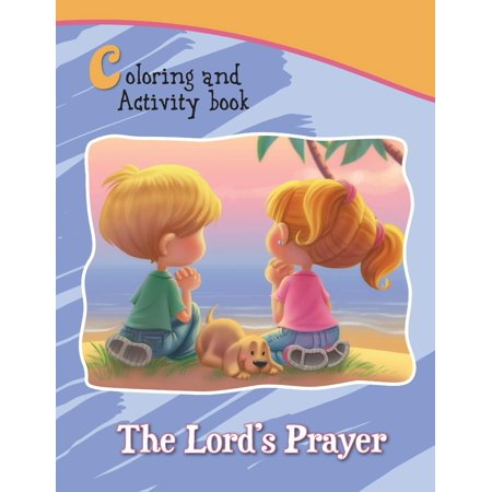 Bible Chapters for Kids: The Lord's Prayer Coloring and Activity Book - Paperback](Prayer Activities)
