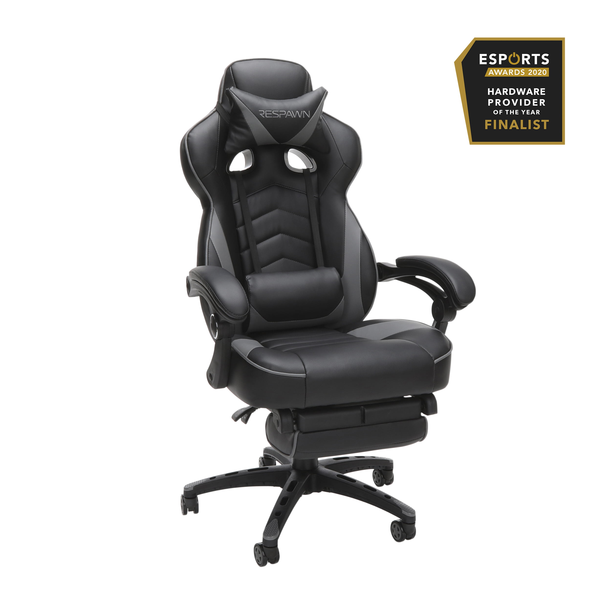 RESPAWN 110 Racing Style Gaming Chair, Reclining Ergonomic Leather