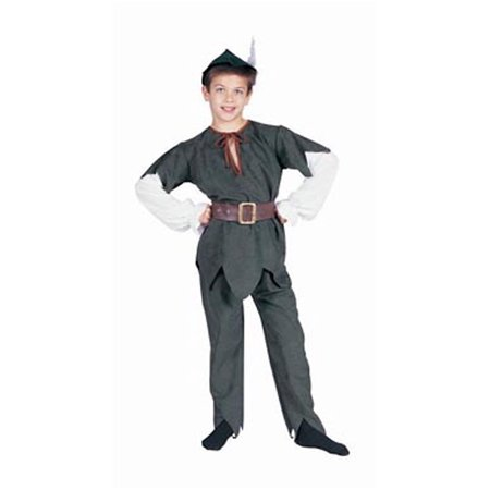 Child Deluxe Robin Hood Costume RG Costumes 90124 - Childrens Robin Hood Costume