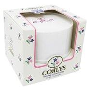 Corlys Dusting Powder for Women and Children With Puff 4 Oz