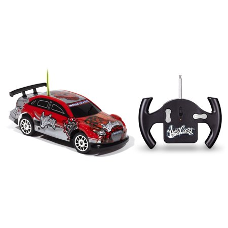 World Tech Licensed West Coast Customs RC Red Tricked Out X-Ryders