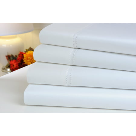 Image of Oxford Collection 1000 Thread Count 100% Egyptian Cotton Sheet Set with Double Hemstitch