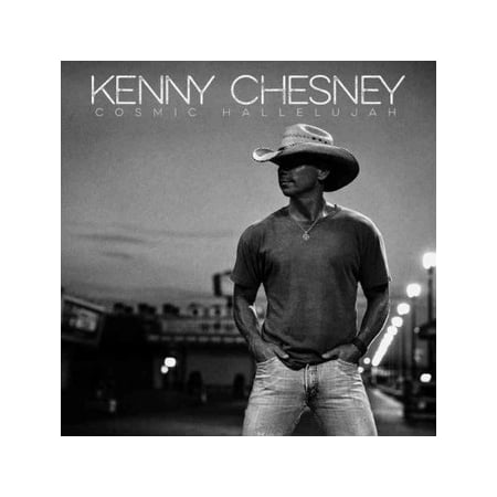 Kenny Chesney - Cosmic Hallelujah (CD) (Kenny Chesney Costa Del Mar Little Harbor)