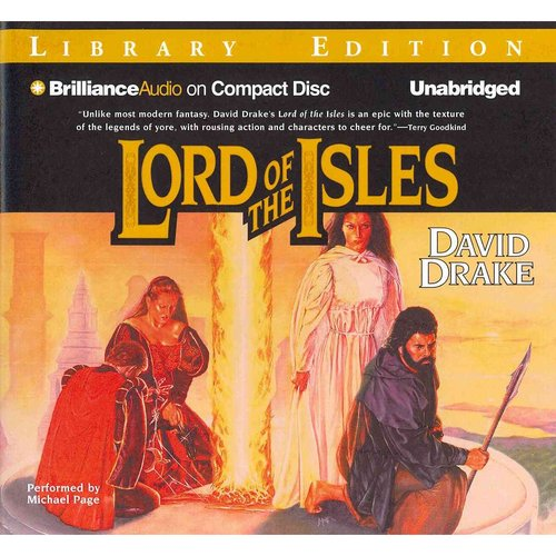 Lord of the Isles: Library Edition