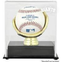 San Francisco Giants Fanatics Authentic Gold Glove Single Baseball Logo Display Case - No Size