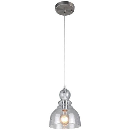 Nickel Beacon Pendant Lighting (Westinghouse 6100700 60
