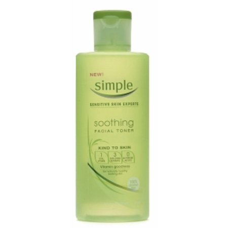 Simple Soothing Facial Toner 6.70 oz