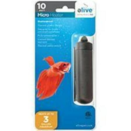 Elive 10w Micro Heater 3 Gallon Walmart Com