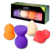 BMC 4pc Cosmetic Blender Sets - Complete Flawless Coverage Makeup Sponges