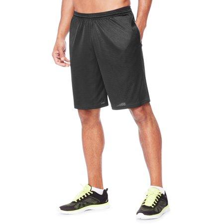 Sport Men's Athletic Mesh Shorts with Pockets - Rave Shorts Mens