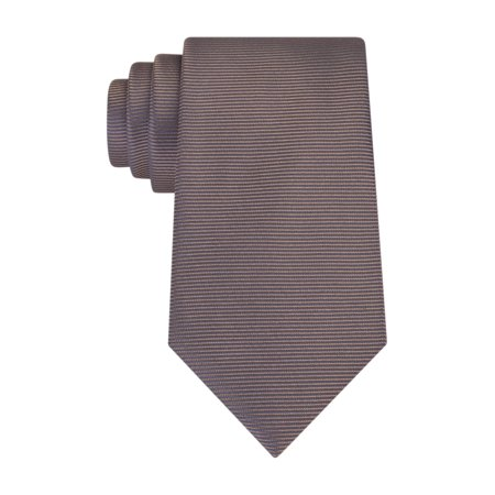 Classic Textured Solid Men's Silk Necktie Not Applicable