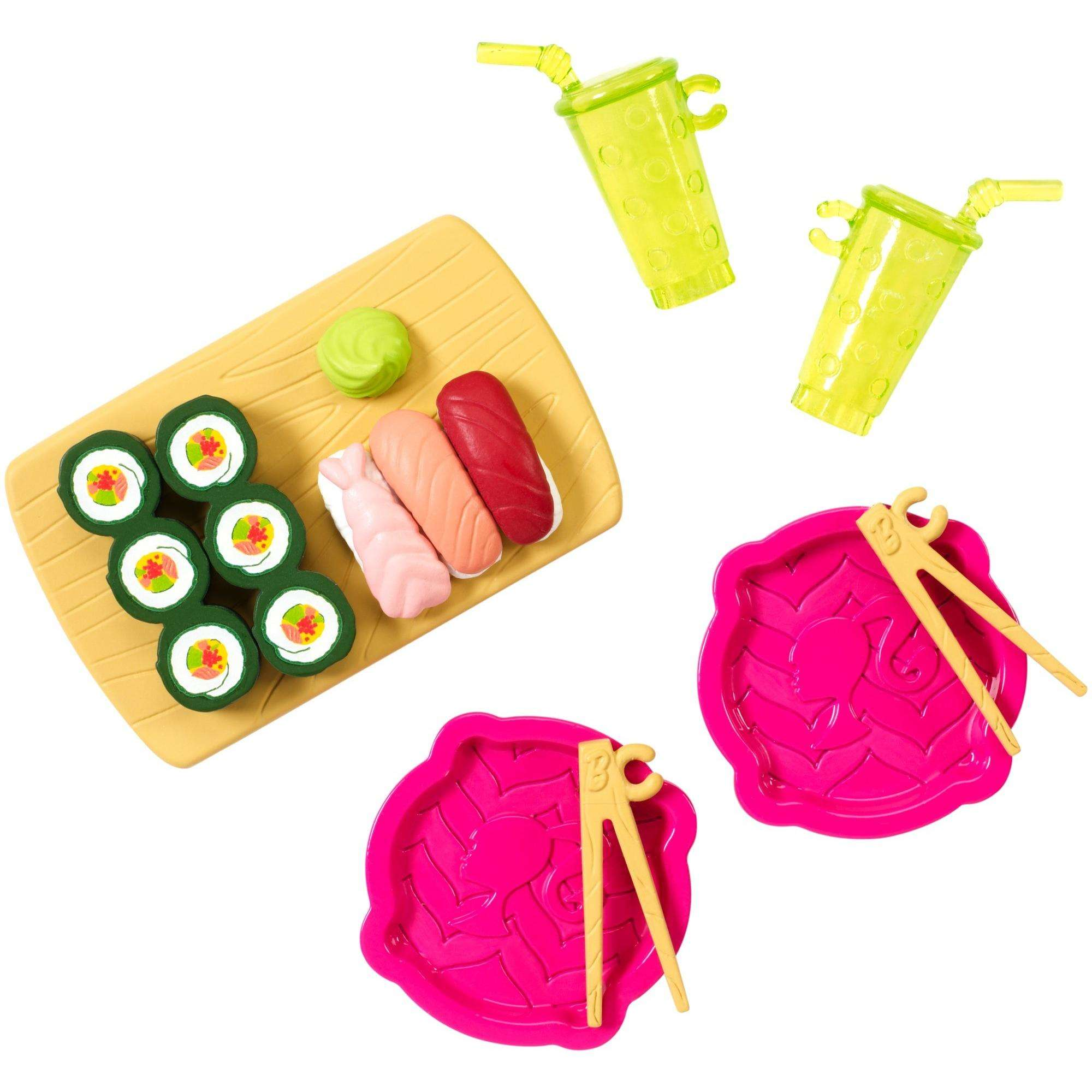Barbie Mini Sushi Lunch Pack
