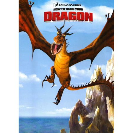 How to Train Your Dragon (2010) 27x40 Movie Poster