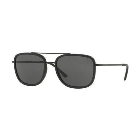 8cbd1f6872f1 Burberry - BURBERRY Sunglasses BE3085Q 10075V Matte Black 54MM - Walmart.com