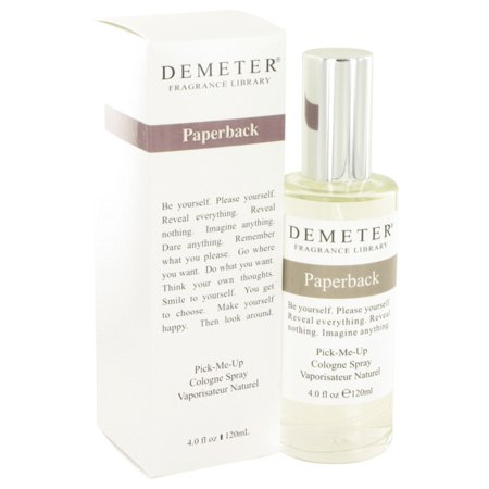 Demeter 4 oz Paperback Cologne Spray - image 1 of 3