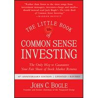 Little Books. Big Profits: The Little Book of Common Sense Investing (Hardcover)