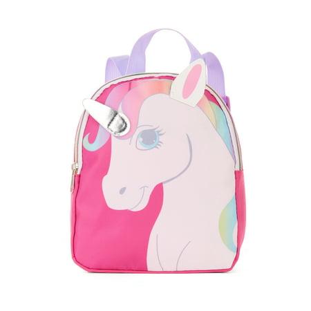 Carried Away Girls Unicorn Backpack