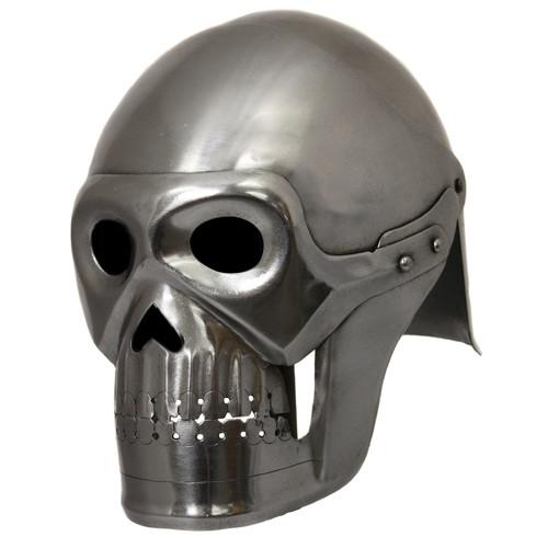 EC World Imports Handcrafted Fantasy Ghost Pirate Skeleton Battle Armor Helmet by ecWorld