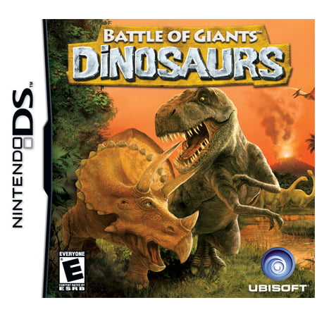 Battle of Giants: Dinosaurs - Nintendo DS (Megaman Battle Network 5 Double Team Ds Cheats)