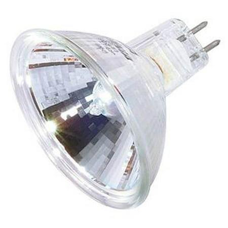 Satco 01967 - 20MR16/NSP/C S1967 MR16 Halogen Light Bulb