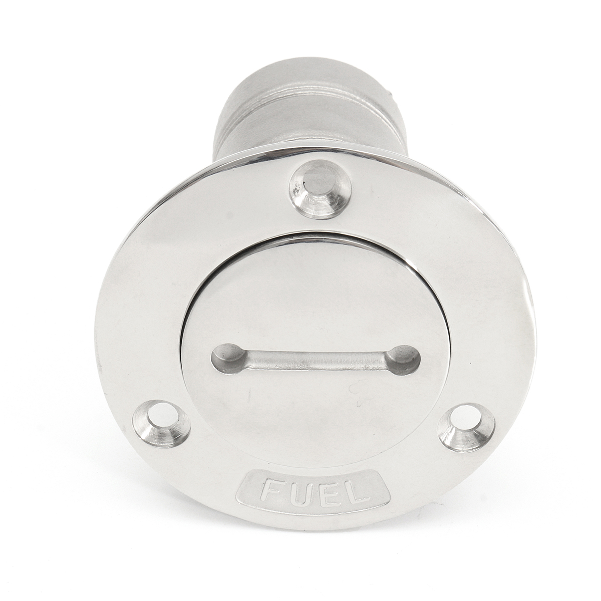 Filler Tank Cap Stainless Steel With Key 2/'/' 38mm Fuel Boat Marine Deck Fill