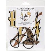 Paper Wizard  Die Cut Wizard Mini's*