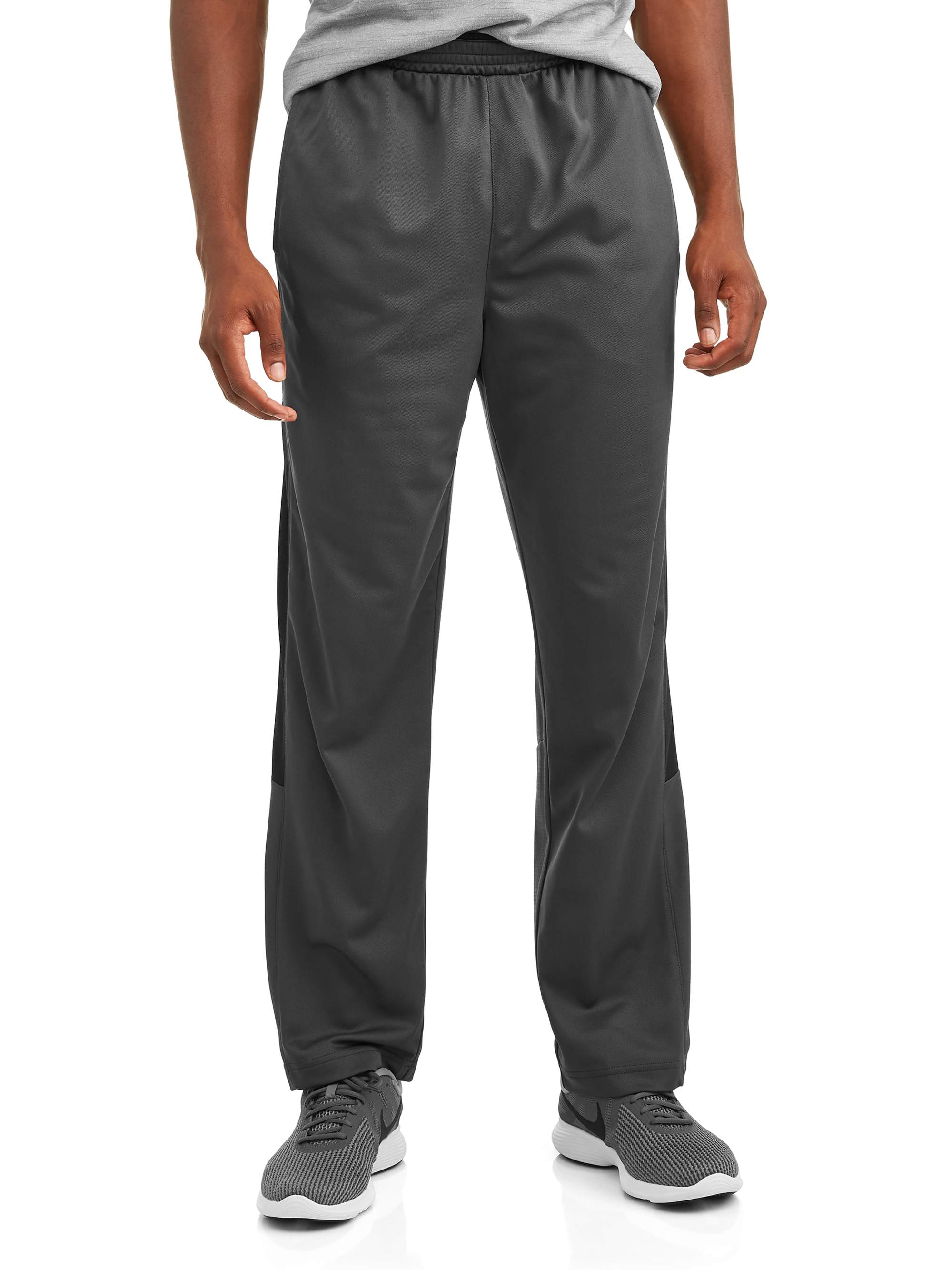 Athletic Works Men's Knit Pique Pant