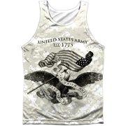 U.S. Army Men's  Union Mens Tank White
