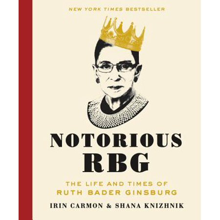 Notorious RBG: The Life and Times of Ruth Bader Ginsburg - Ruth Ginsburg Halloween