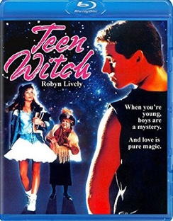 Teen Witch (Blu-ray) by LORBER FILMS