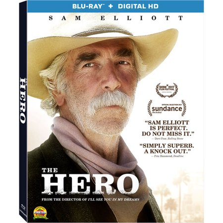 The Hero  Blu Ray