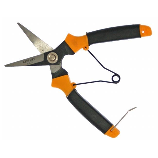 Zenport H303-12PK Light Needle Nose Shear with Wishbone, Box of 12