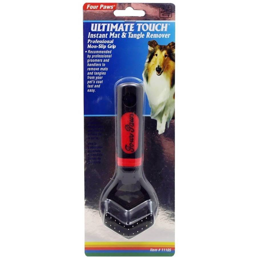 Four Paws Ultimate Touch Instant Mat and Tangle Remover