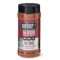 Weber Chicken Rub 13.5 Oz