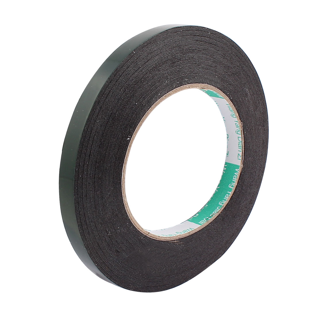 1CM Width 10M Length 0.5MM Thick Dual Sided Sealing Shock Resistant Sponge Tape