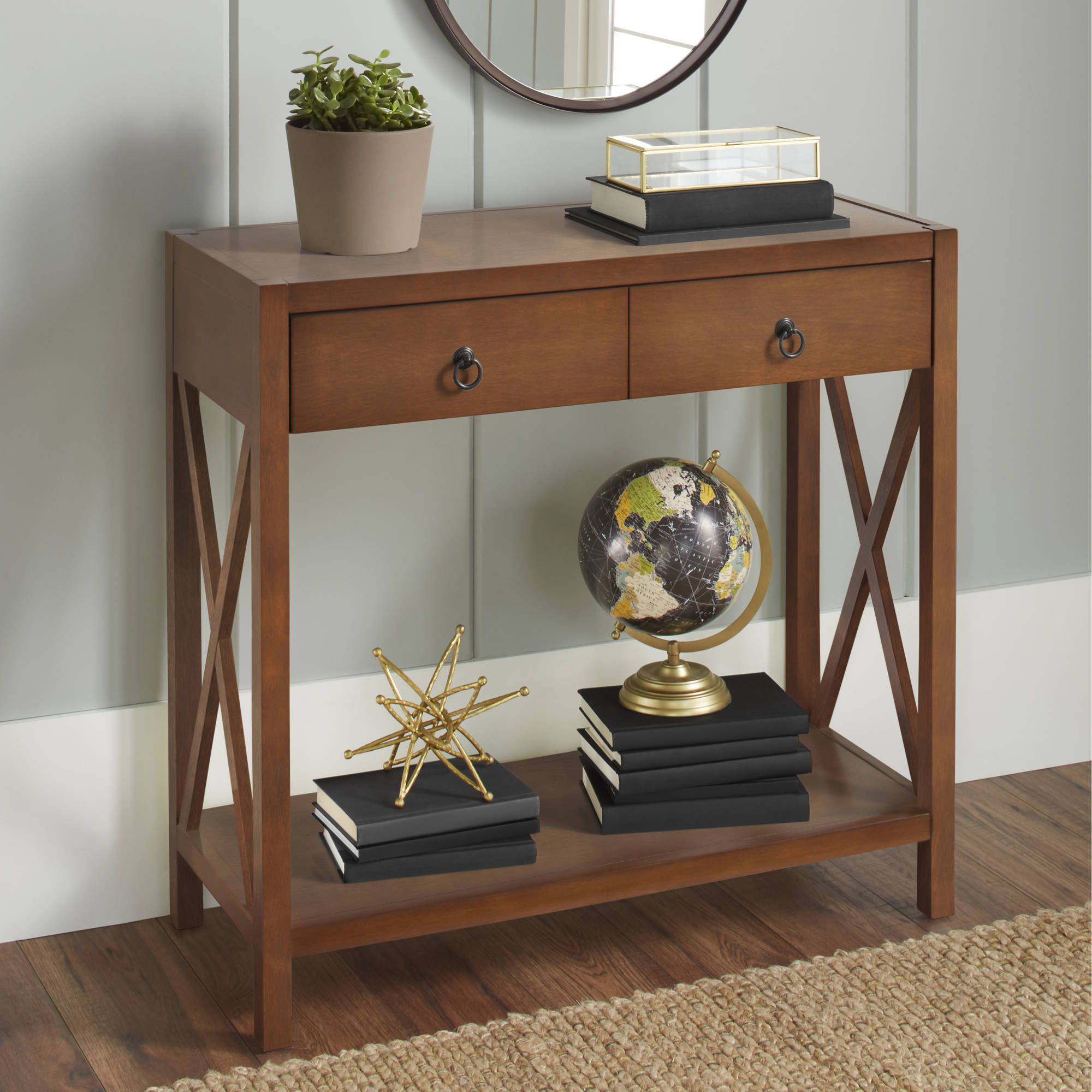 10 Spring Street Winslow Console Table, Multiple Colors by