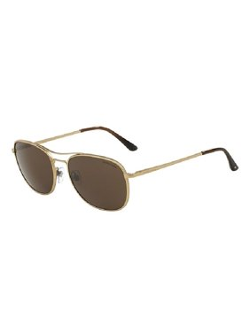 cf39145ca22 Product Image Giorgio Armani AR6021-300273 Men s Gold Frame Brown Lens 57  mm Sunglasses New In
