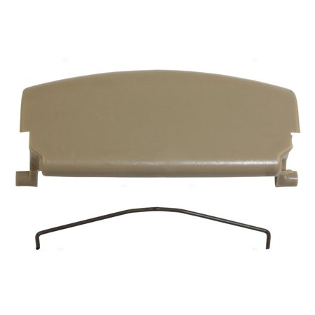 - Beige Center Console Lid Arrmrest Repair Cover Latch Replacement for Audi A4 S4 & RS4 Sedan Wagon, Designed and manufactured to match OEM parts By AUTOANDART