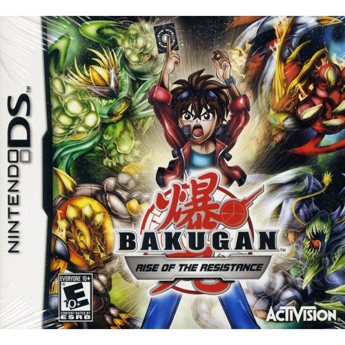 Bakugan: Rise of the Resistance (DS)