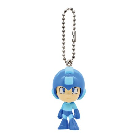 Mega Man Swing Series Mega Man Figure Keychain