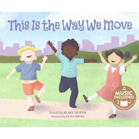 This Is The Way We Move  Includes Website For Music Download