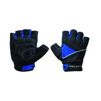 Golds Gym Mens Tacky Workout Gloves
