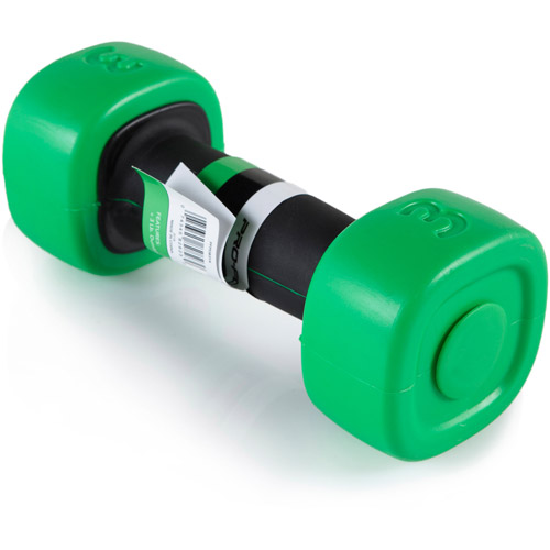 ProForm 3-Pound Dumbbell, weight training personal trainer,in weight training a set is a
